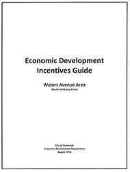 Read through the Waters Avenue Area Economic Development Incentive Guide (PDF).