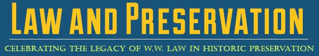 Law and Preservation