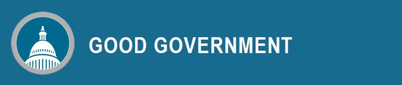 Good Government header