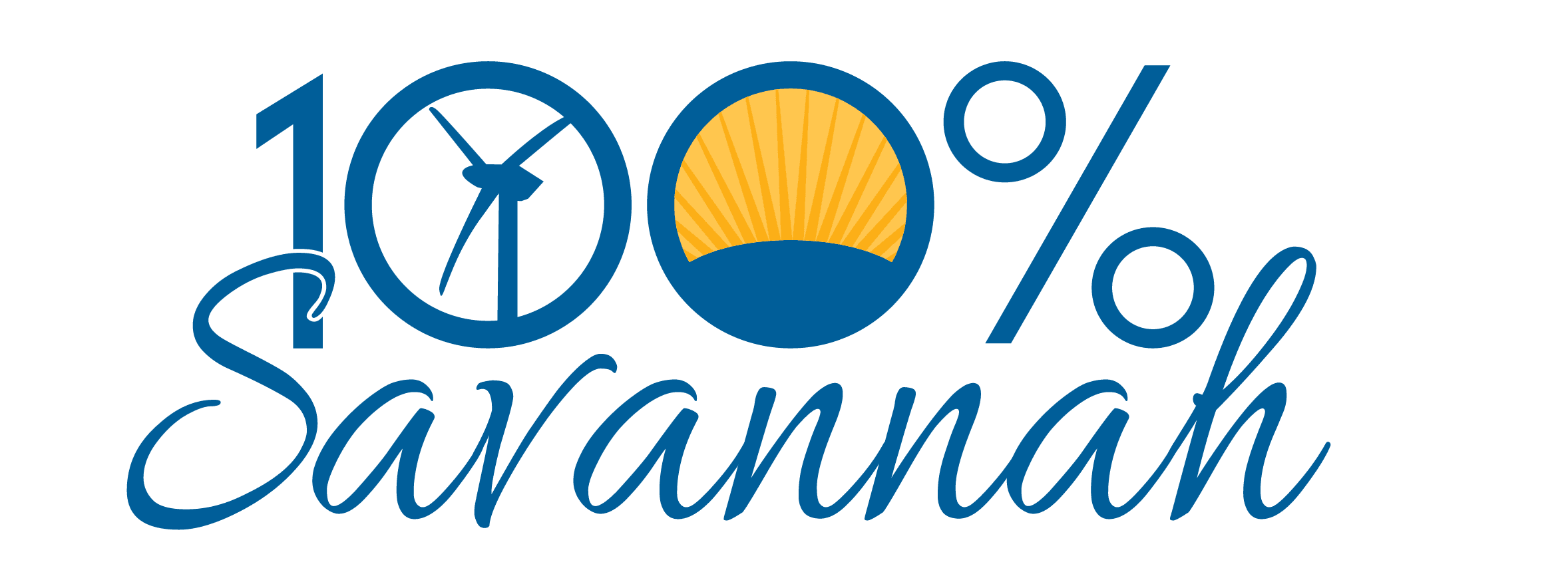 100 percent savannah logo