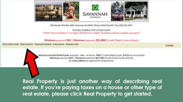 Real Property Explanation